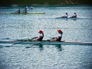rowing race